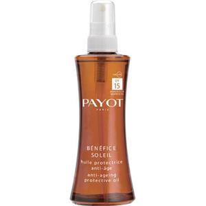 Payot - Bénéfice Soleil - Sonnenöl mit Anti-Aging Effekt LSF 15