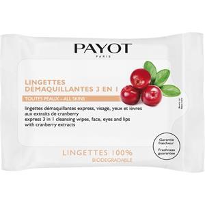 Payot - Les Démaquillantes - Lingettes Démaquillantes 3-in-1