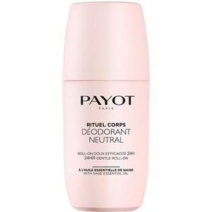 Payot - Rituel Corps - Deodorant Neutral