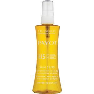 Payot - Sun Sensi - Anti-Aging Sonnenschutz Huile Corps et Cheveux SPF 15
