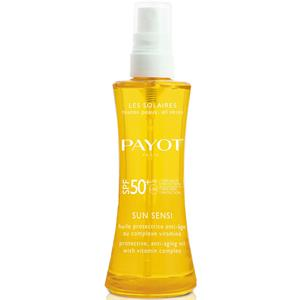 Payot - Sun Sensi - Protective Anti-Aging Oil with Vitamin Complex - SPF 50+