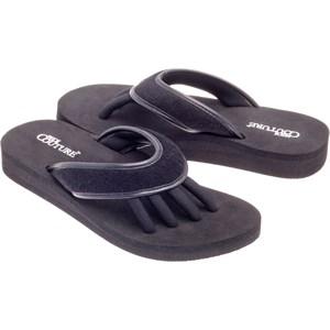 Pedi Couture - Accessoires - Spa Pediküre Sandale Black Terry