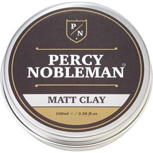 Percy Nobleman - Hair care - Matt Clay