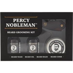 Percy Nobleman - Bartpflege - Travel Beard Grooming Kit