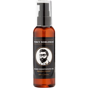 Percy Nobleman - Bartpflege - Signature Scented Beard Conditioning Oil