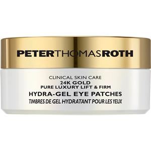 Image of Peter Thomas Roth Pflege 24K Gold Pure Luxury Lift & Firm Hydra-Gel Eye Patches 60 Stk.