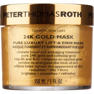 Image of Peter Thomas Roth Pflege 24K Gold Pure Luxury Lift & Firming Mask 150 ml