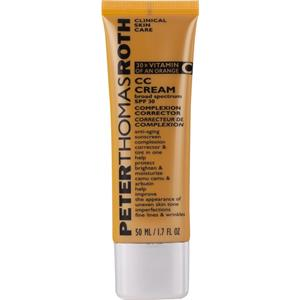 Image of Peter Thomas Roth Pflege Camu Camu Power Cx30 CC Cream Complexion Corrector SPF 30 Light/Medium 50 ml