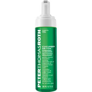 Peter Thomas Roth - Gesicht - Cucumber De-Tox Foaming Cleanser