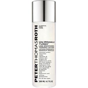 Peter Thomas Roth - Un-Wrinkle - Un-Wrinkle Turbo Line Smoothing Toning Lotion