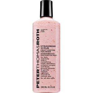 Peter Thomas Roth - Körper - Strawberry Scrub Fruit Enzyme Polisher