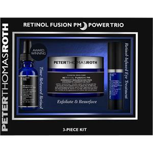 Peter Thomas Roth - Retinol Fusion PM - Power Trio