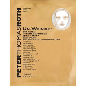 peter-thomas-roth-pflege-un-wrinkle-24k-gold-intense-wrinkle-sheet-mask-6-x-25-ml