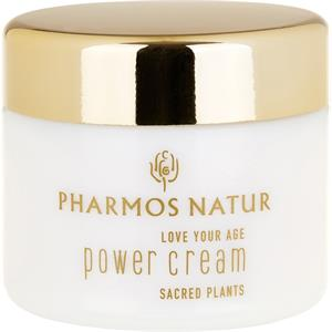 Image of Pharmos Natur Gesichtspflege Individualpflege Love Your Age Power Cream 50 ml