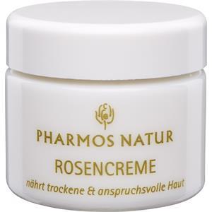 Image of Pharmos Natur Gesichtspflege Individualpflege Rosencreme 50 ml