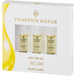 Pharmos Natur Gesichtspflege Intensivpflege Love Your Age Avellana Ampullenset 3 ml