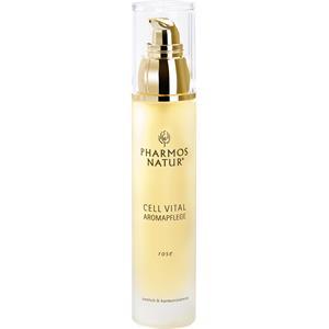 pharmos-natur-gesichtspflege-pflegeole-cell-vital-aromapflege-rose-50-ml