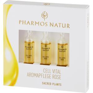 pharmos-natur-gesichtspflege-pflegeole-cell-vital-aromapflege-rose-ampullenset-3-x-3-ml