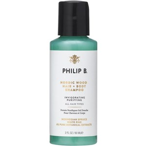 Philip B - Shampoo - Nordic Wood Hair & Body Shampoo