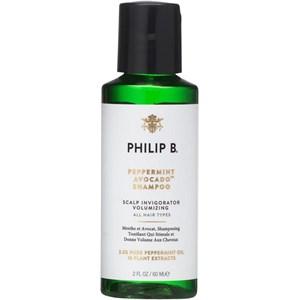 Philip B - Shampoo - Peppermint & Avocado Shampoo