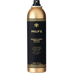 Philip B - Styling - Russian Amber Imperial Volumizing Mousse