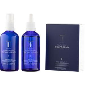 Philip Kingsley - Trichotherapy - Trichotherapy Regime
