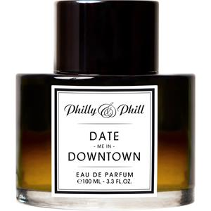 Image of Philly & Phill Unisexdüfte Date me in Downtown Eau de Parfum Spray 100 ml