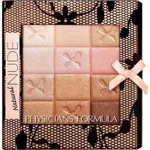 Physicians Formula - Eyes - Shimmer Stripes All-in-1 Nude Palette For Face & Eyes