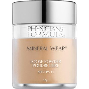 Physicians Formula - Puder - Mineral Wear Loose Powder