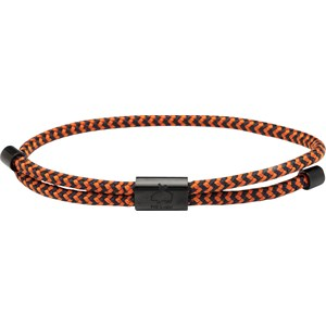 Pig & Hen - Rope Bracelets - Navy-Maple Orange | Black Little Lewis