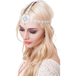 Pink Pewter - Hair accessories - Kenia Silver