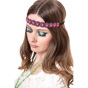 Pink Pewter - Haarschmuck - Lois Pink