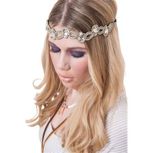 Pink Pewter - Ornement pour cheveux - Maisy Silver