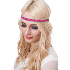 Pink Pewter - Ornement pour cheveux - Winnie Pink
