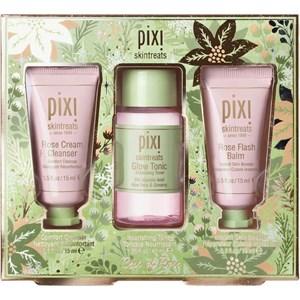 Pixi - Facial cleansing - Best of Rose Travel Set
