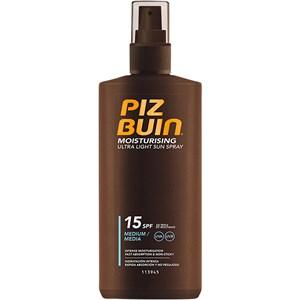 Piz Buin - In Sun - Moisturising Ultra Light Spray SPF 15