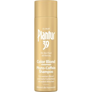 Plantur - Plantur 39 - Color Blonde Phyto-Coffein-Shampoo
