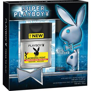 Playboy - After Shaves - Morning Fight Geschenkset