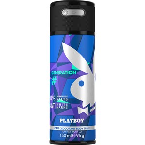 Playboy - Generation - Deodorant Body Spray