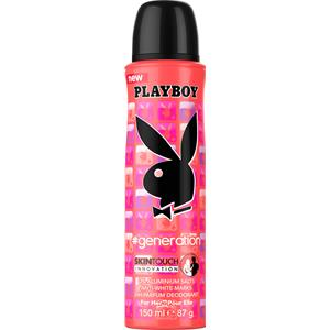 Image of Playboy Damendüfte Generation Deodorant Body Spray 150 ml