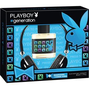 Playboy - Generation - Geschenkset