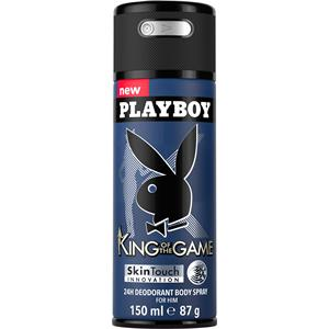 Playboy - King Of The Game - Deodorant Spray