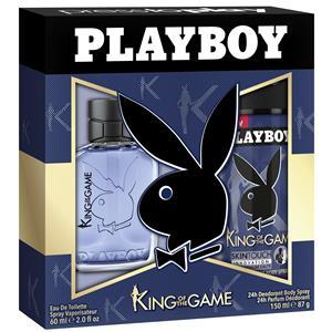 Playboy - King Of The Game - Geschenkset