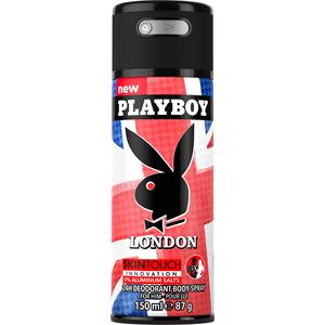 Playboy - London - Deodorant Body Spray