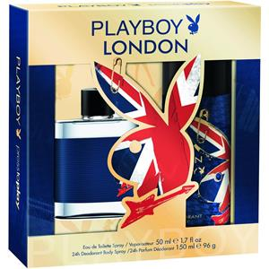 Playboy - London - Geschenkset