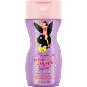 Playboy - Play It Pin Up Collection - Shower Gel