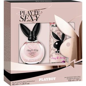 playboy-damendufte-play-it-sexy-geschenkset-eau-de-toilette-spray-40-ml-deodorant-body-spray-150-ml-1-stk-