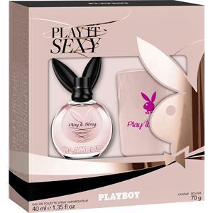 playboy-damendufte-play-it-sexy-geschenkset-eau-de-toilette-spray-40-ml-duftkerze-1-stk-