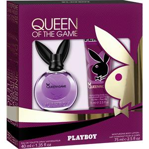 Playboy - Queen Of The Game - Geschenkset