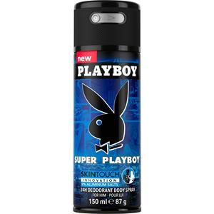 Playboy Herrendüfte Super Men Deodorant Body Spray